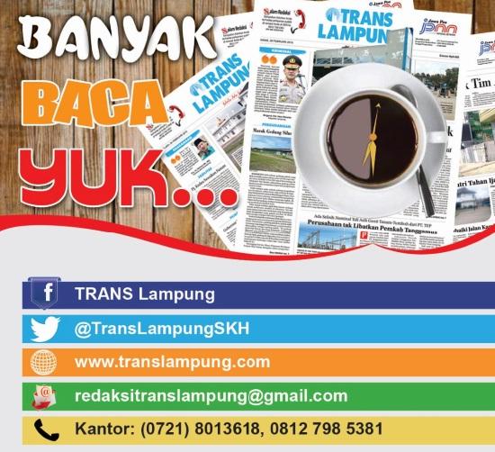 Lowongan Kerja PT. Trans Lampung Pers