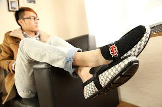 Sepatu Cowok Korea Terbaru Agustus 2015