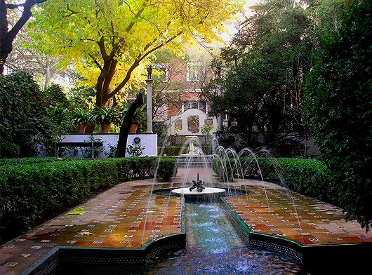 Madrid con encanto casa museo de sorolla for Casa jardin madrid