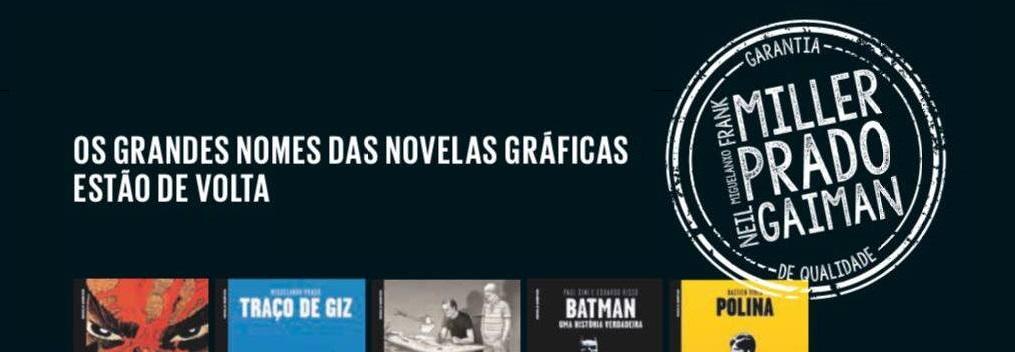 Colecção BD Novela Gráfica III