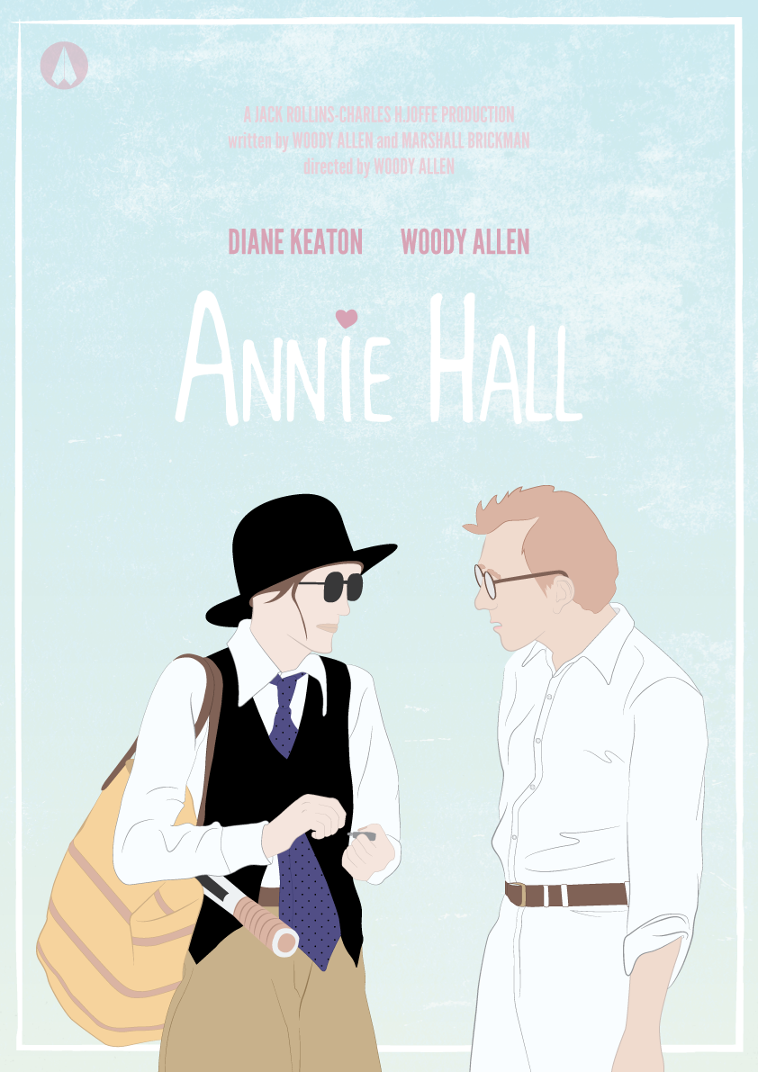 an analysis of annie hall a movie by woody allen Annie hall written by woody allen & marshall brickman shooting script, 1977 annie hall sound and woody allen monologue begin annie and by.