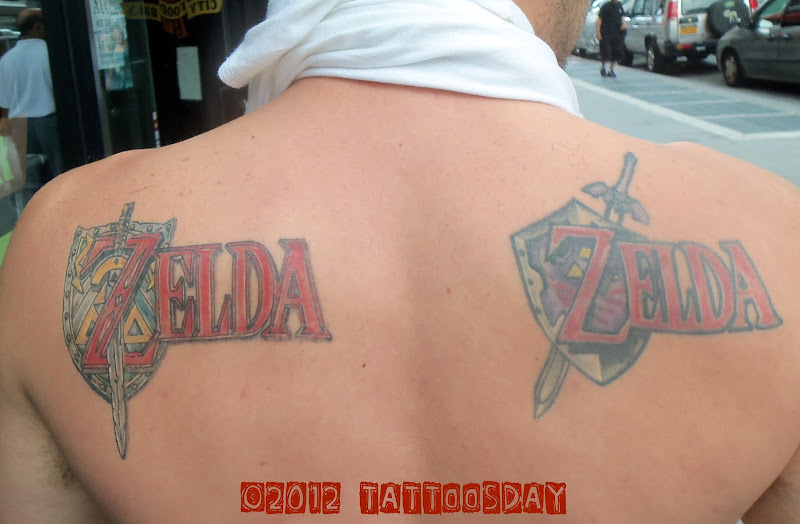 anniversary in 2011. When I asked why he had an affinity for Zelda title=