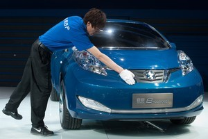 China's Fresh Electrical Vehicle Financial aid