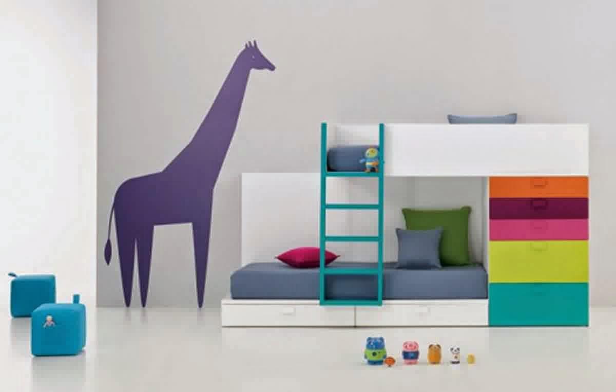 ديكور غرف اولاد جميلة بجودة عالية Decor Boys Rooms