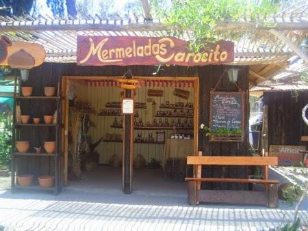 MERMELADAS CAROCITO