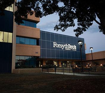 Visit Forsyth Tech Website