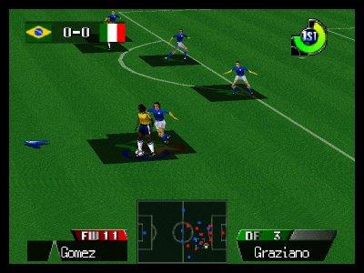 international superstar soccer 64 para nintendo 64