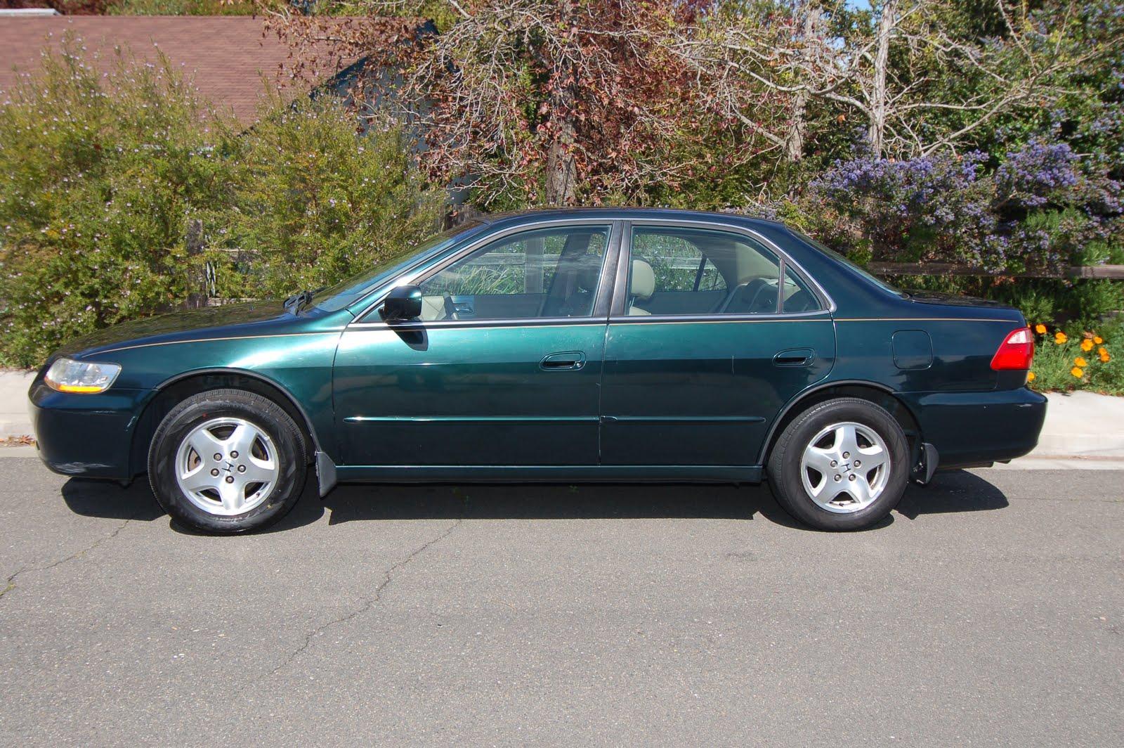 Honda Accord Ex V6 Automatic 1999 For Sale