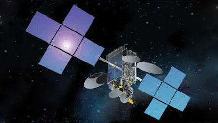 update channel satelit NSS 12