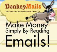 Cara mendapatkan uang dari donkey mails