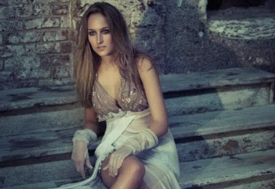 Leelee Sobieski - 2012 Grazia Magazine Italy