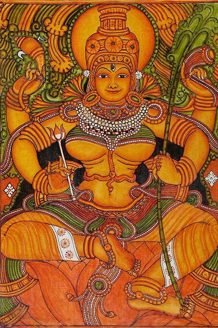Heritage Of India Kerala Mural Paintings