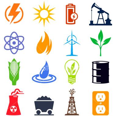 distintos tipos de energia
