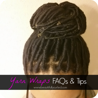 Beautifully Curled: Yarn Wraps FAQs & Tips