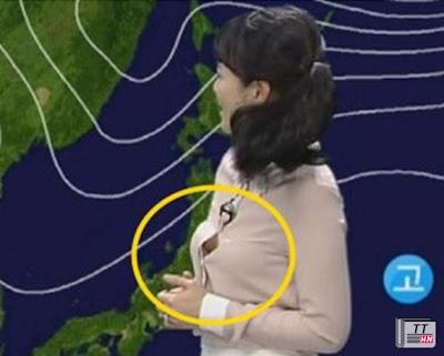 MC đài SBS nổi tiếng sau sự cố hở ngực.