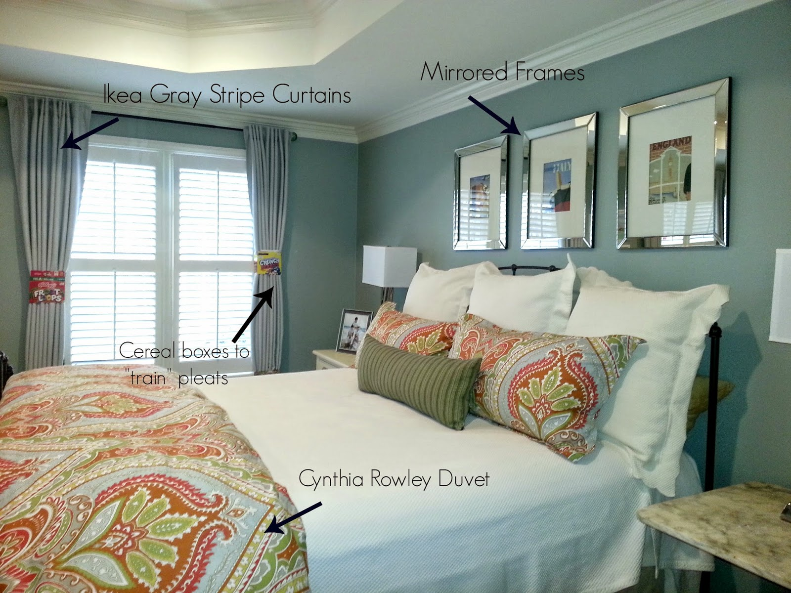 Nothing cozies up a room like some curtains right Hang 39 em HIGH ladies it  39. Cynthia Rowley Bedroom Curtains