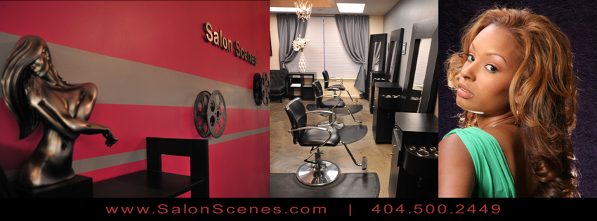 Salon Scenes Buckhead Hair Salon