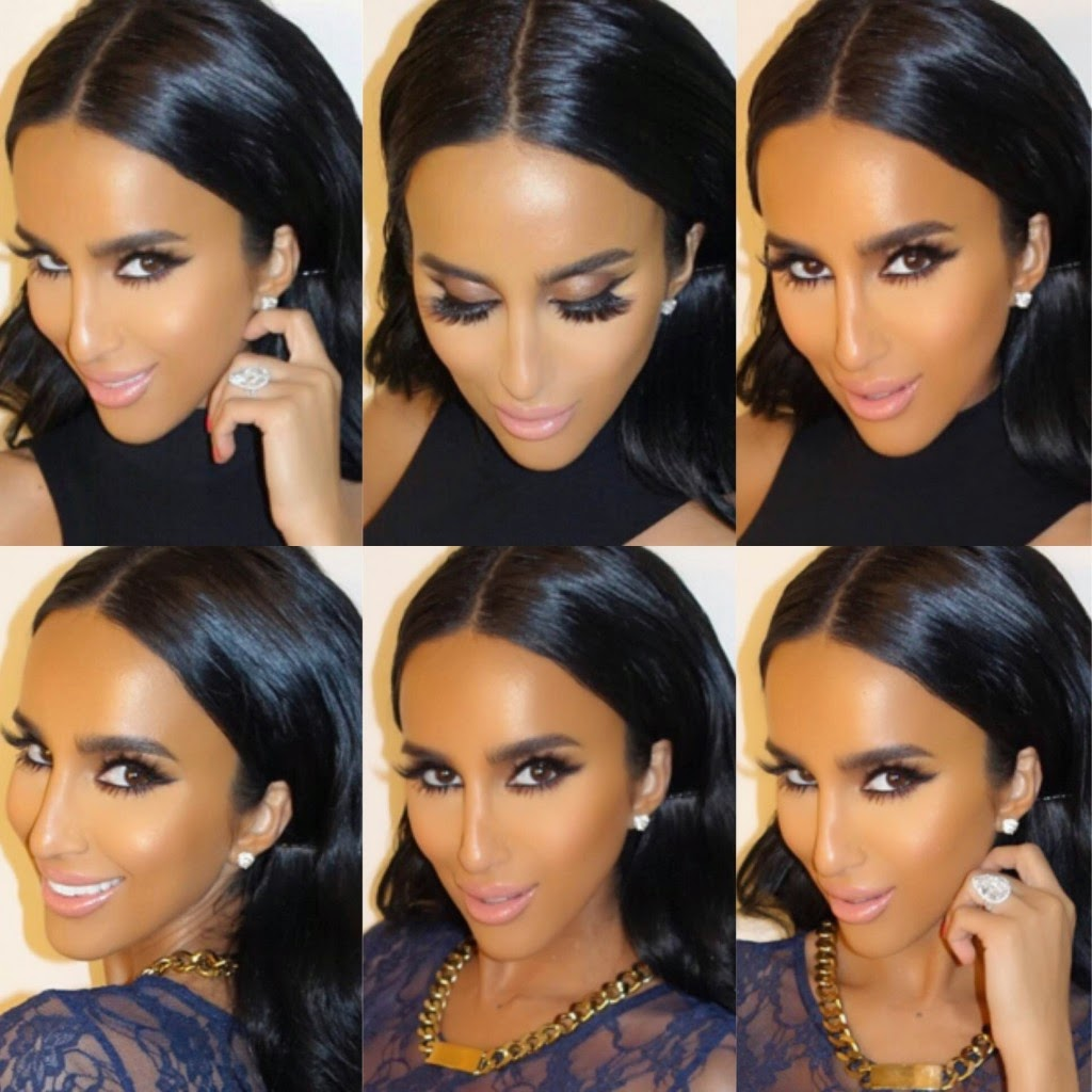 2 Strong Girls Couture And More Beauty And Brains Lilly Ghalichi