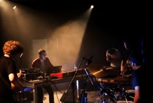 Nicolas Jaar, Sonar 2011, live, Discosafari