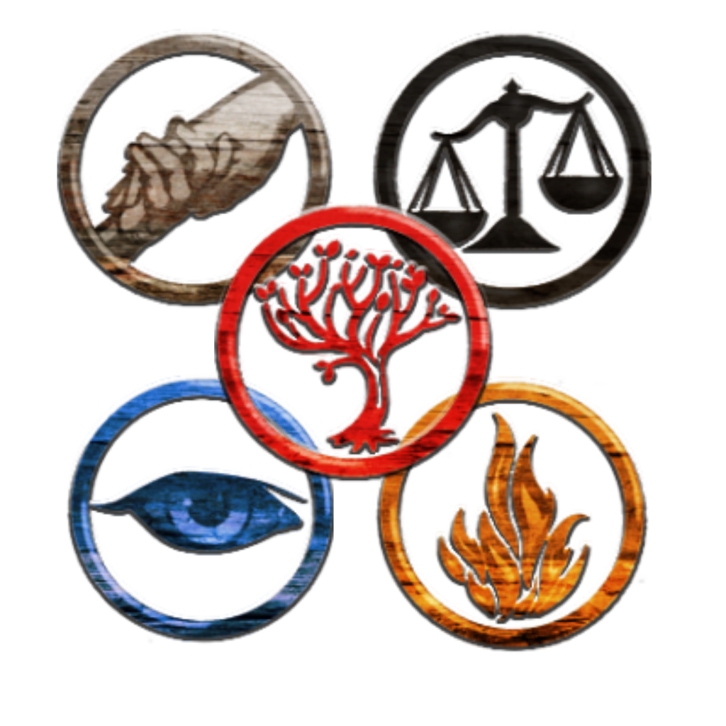 Abnegation symbol transparent
