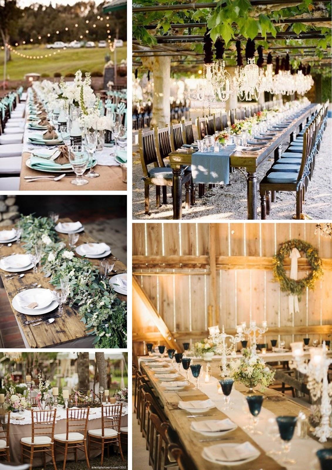 decoracin de mesas de boda hps boda matrimonio centros de