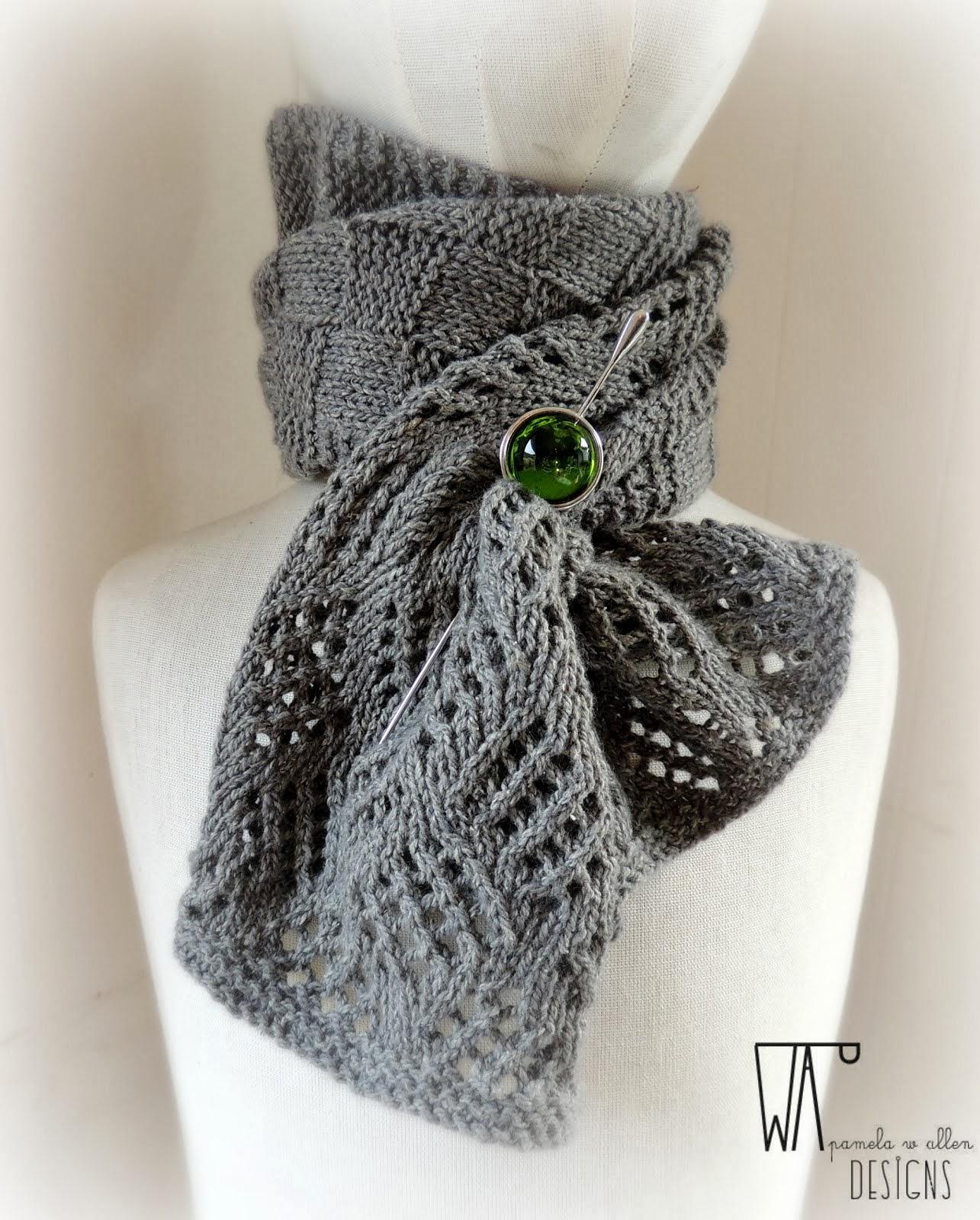 lulu's scarf...