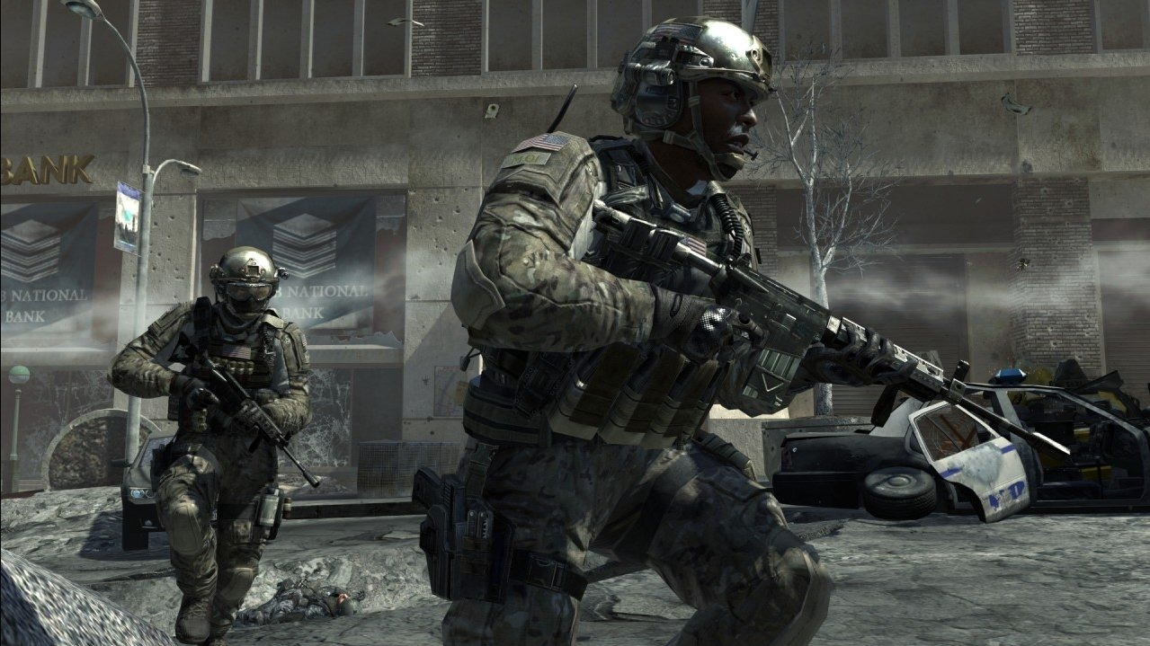 Call of Duty: modern warfare 3 free download for pc
