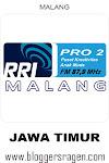 radio pro 2 rri malang