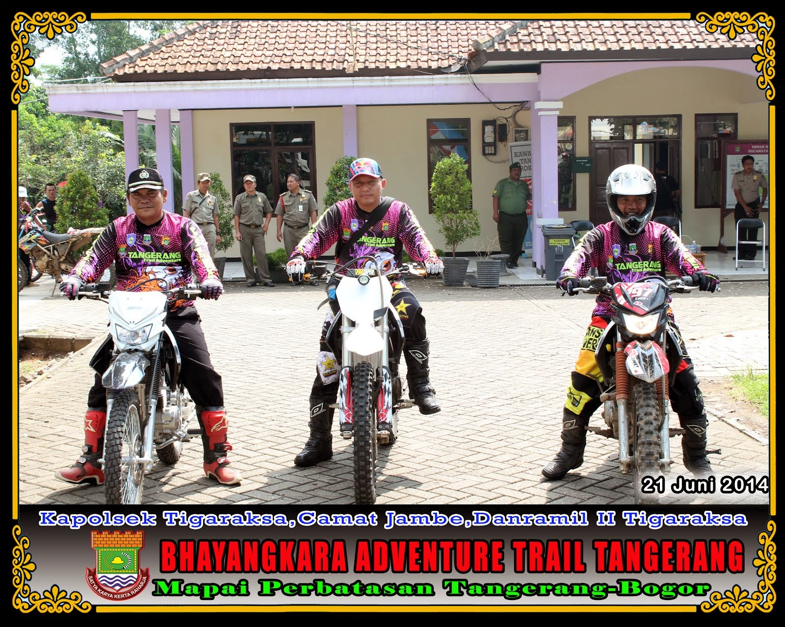 Camat Jambe Trail Adventure