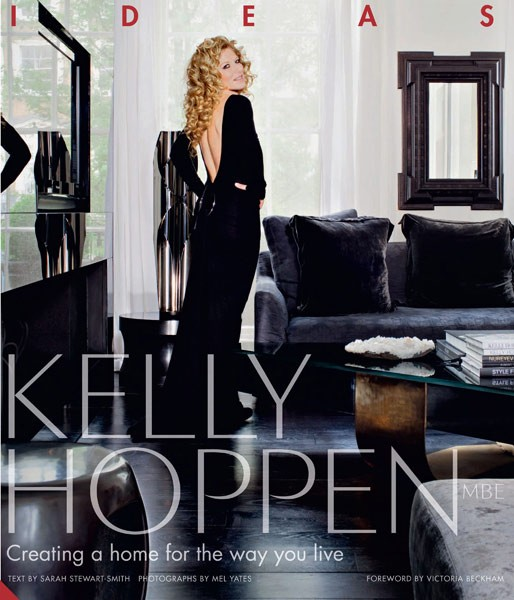 Starts With Cupcakes: Kelly Hoppen