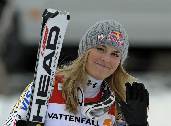 Sexiest Women Athlete Of All Time Lindsey Vonn