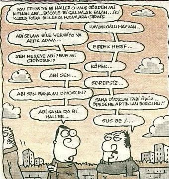 Yiğit Özgür Karikatür