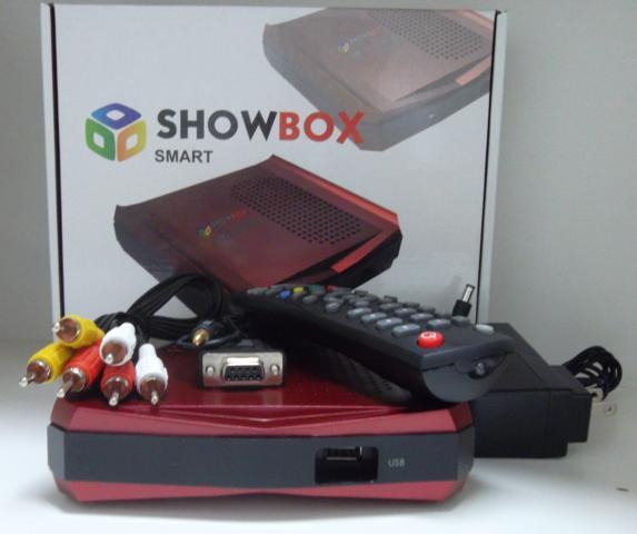 [Tutorial] Configuração Decos ShowBox 27/04/2012