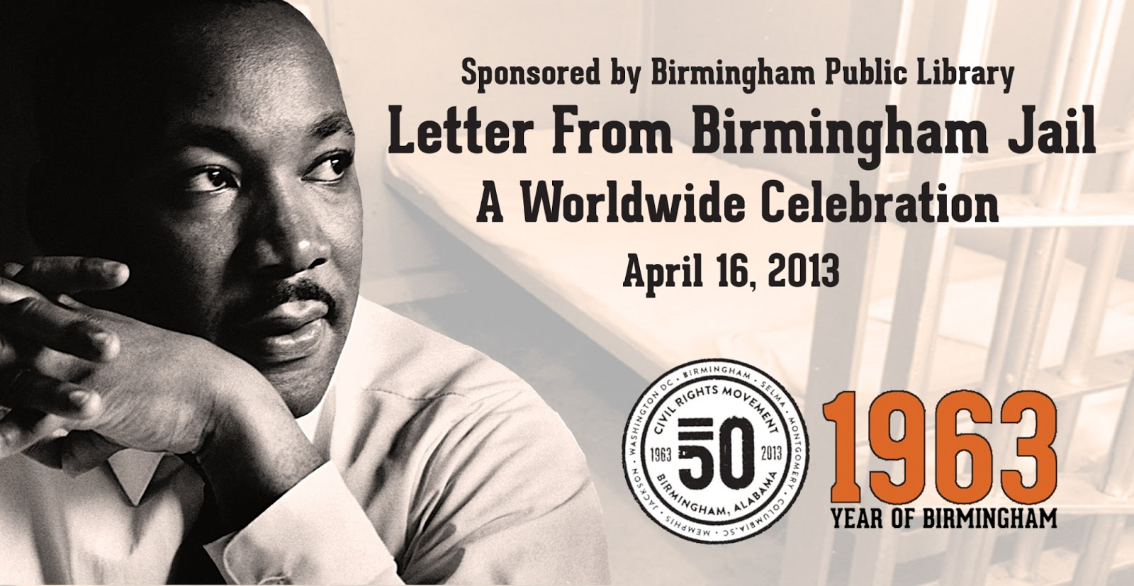 martin luther king letters from birmingham The martin luther king, jr have students read and answer the analysis questions for the letter from birmingham jail economic situation in birmingham.