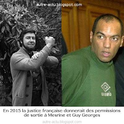 La justice française n'est plus