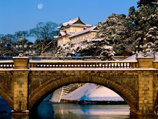 Imperial Palace is a magnificent complex of buildings with beautiful gardens and interesting