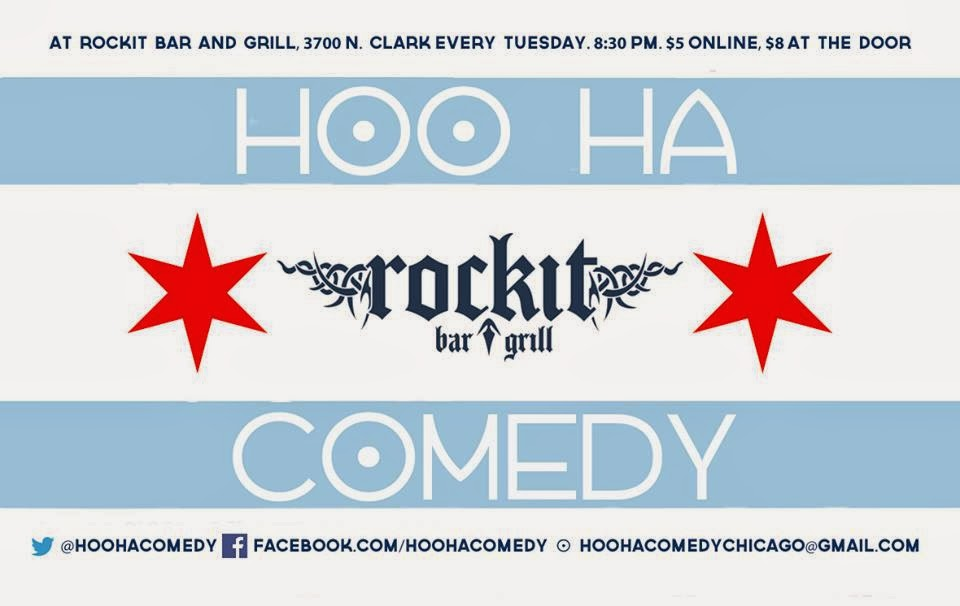 Get some Hoo Ha every Tuesday!