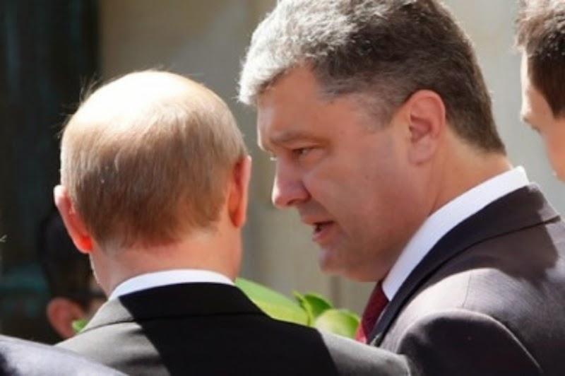 Госсекретарь США Кэрри заявил о наличии секретных договоренностей Путина и Порошенко.
