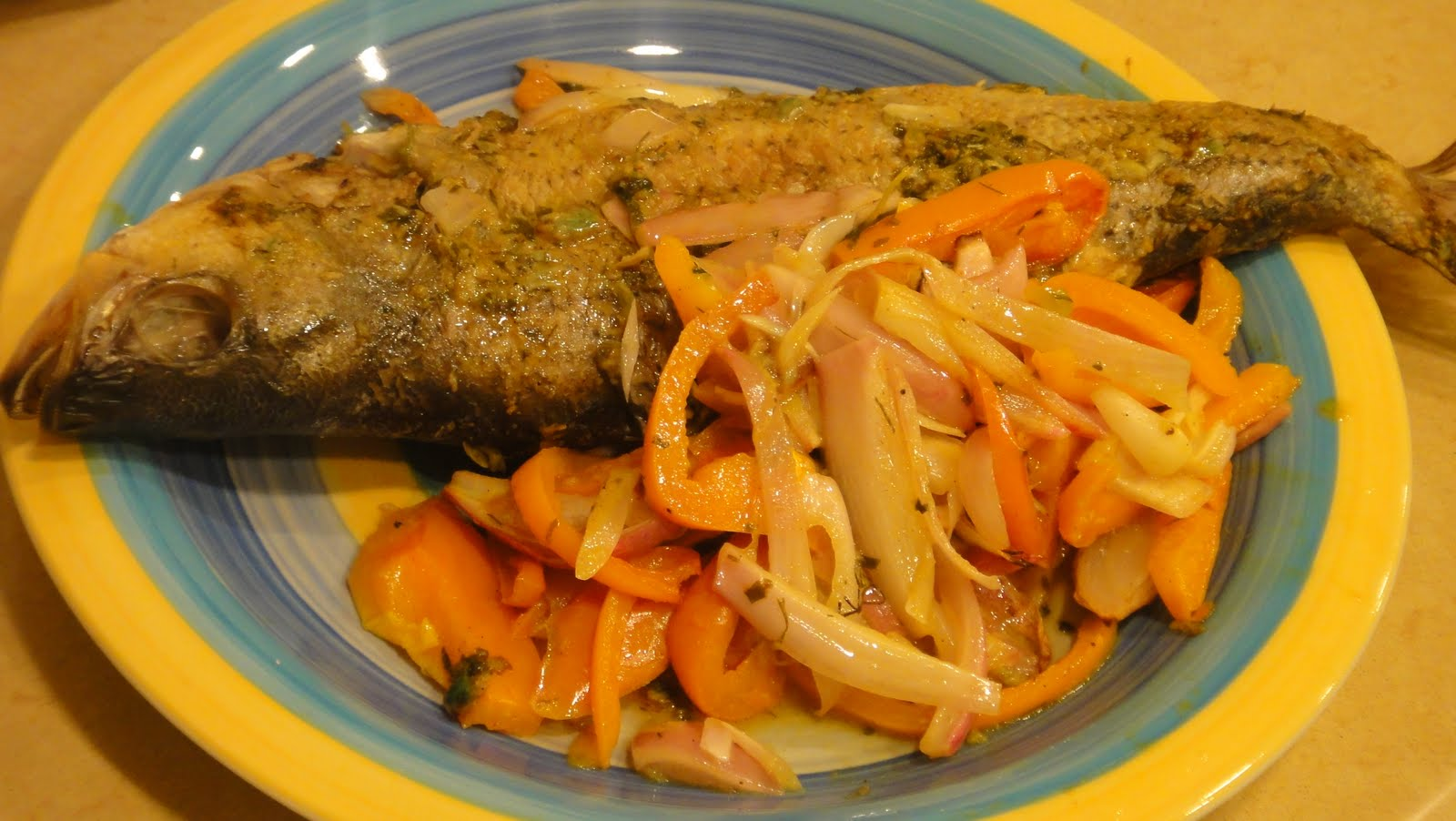My kitchen talks oven broiled masala fish for Broil fish in oven