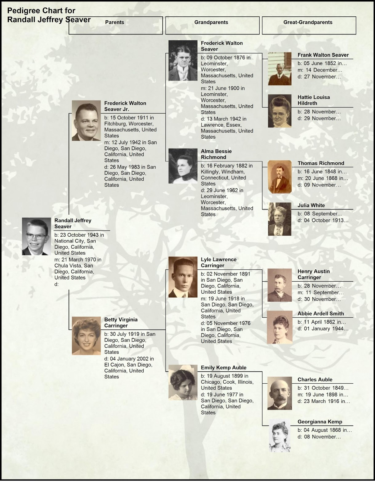 Genea-Musings: Making a Photo Tree in Family Tree Maker 2012