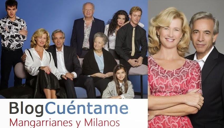 Cuentame Como Paso  -Mangarrianes y Milanos-