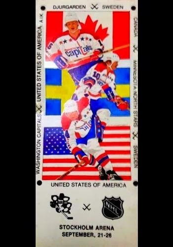 The media guide for a 1980 pre-season tourney in Sweden featured Swedish Caps Gustafsson (16), Edberg (10), Svensson (4)