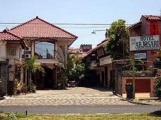 Tarif dan Alamat Hotel Arjosari - Hotel Murah di Malang