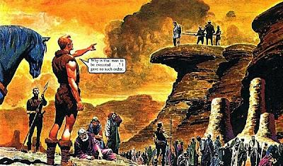 Trigan Empire, execution
