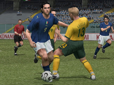 Download Pro Evolution Soccer 6