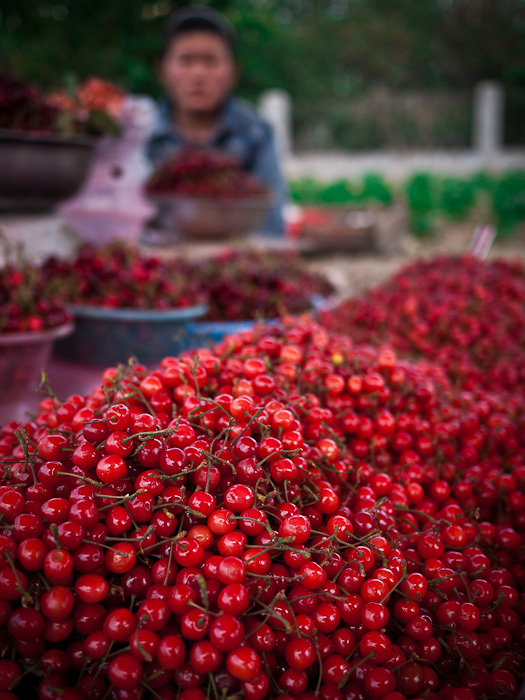 'red sale' • lao shan, china    © marc montebello all rights reserved