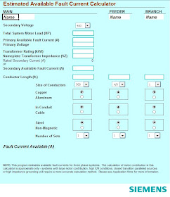 Electrical Knowhow: Electrical Calculations Sheet -Main
