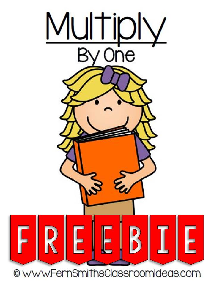 Fern Smith's FREE Multiplicative Identity Property of One Center Game