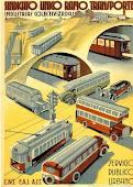 Página del sindicato de Transportes de CNT Madrid