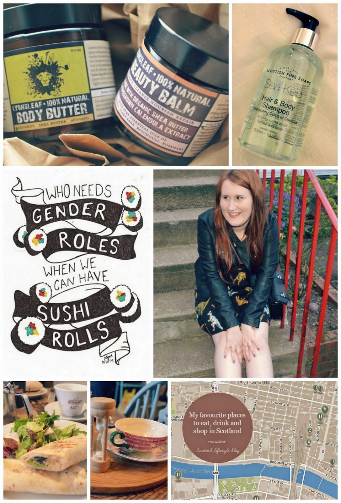 blogger crush, favourite blogger, Scottish blogger, cruelty free blogger, vegan blogger